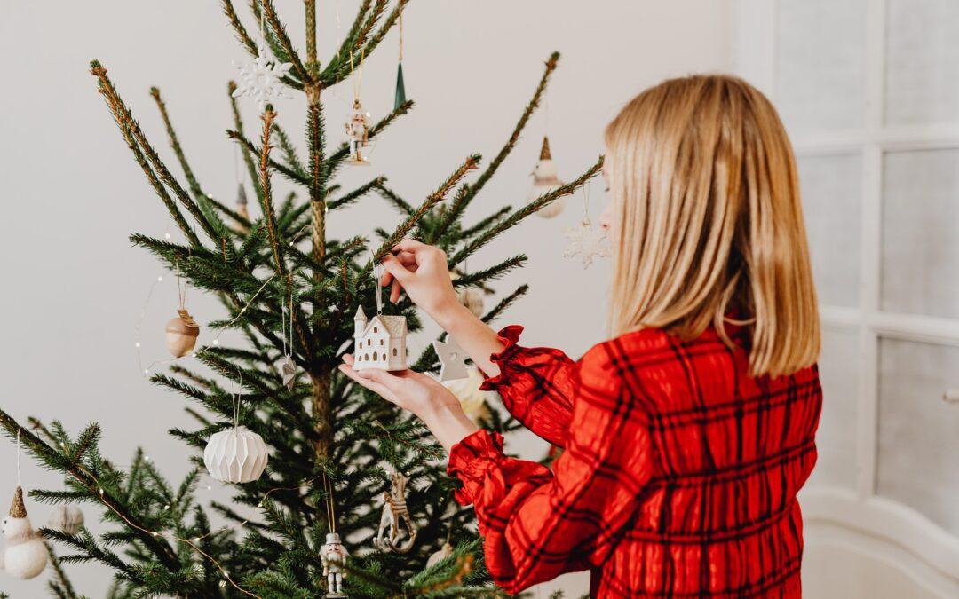 Muutosta joulustressiin – toimi tänä jouluna toisin