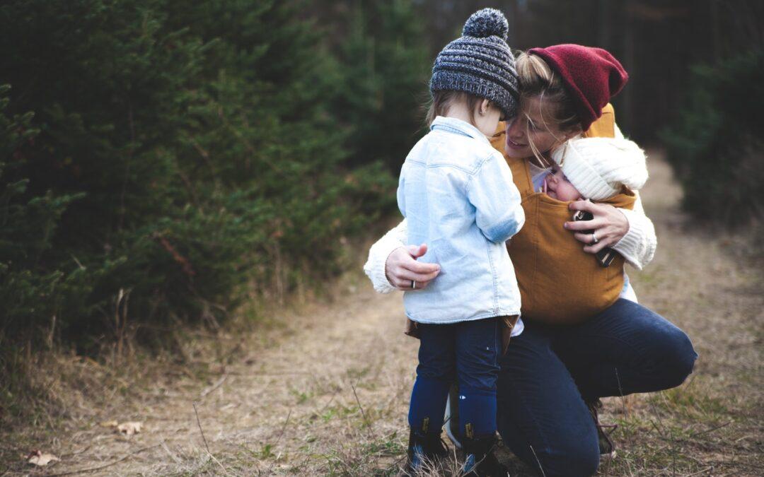Hyvää äitienpäivää